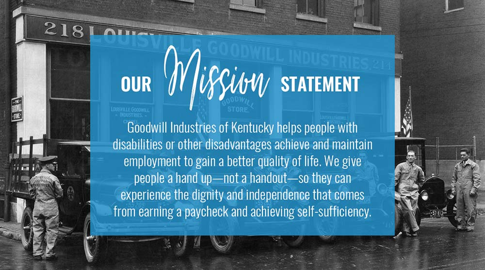 Goodwill KY | Goodwill  Good Jobs