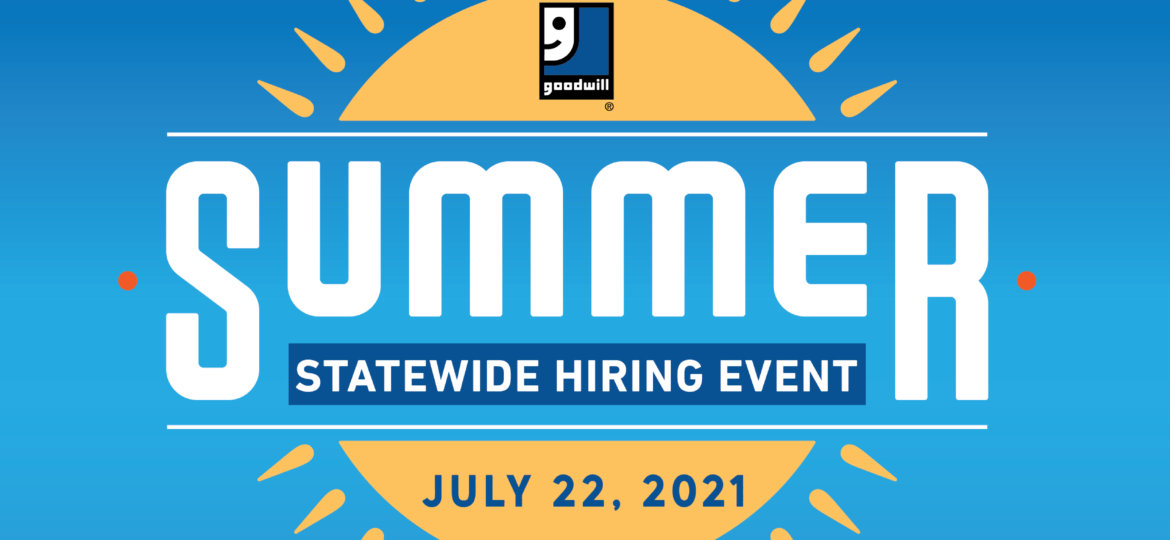 Statewide hiring event